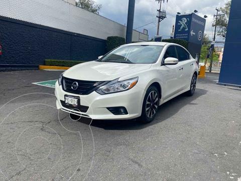 Nissan Altima Sense usado (2018) color Blanco precio $269,900
