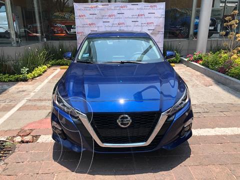 Nissan Altima Advance nuevo color Azul Cobalto precio $592,900