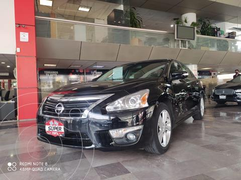 Nissan Altima Advance usado (2016) color Negro precio $219,000