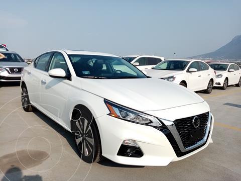 Nissan Altima Advance usado (2020) color Blanco precio $667,900