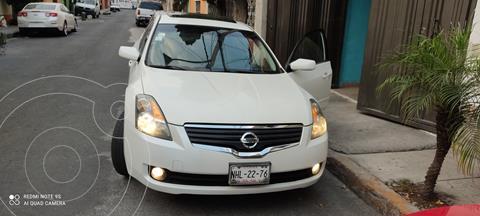 Nissan Altima SL 2.5L CVT High usado (2007) color Blanco precio $89,000