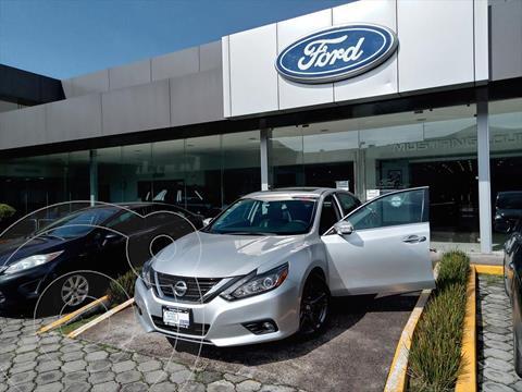 Nissan Altima ADVANCE NAVI 2.5L usado (2018) color Plata precio $335,002