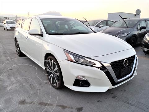 Nissan Altima Exclusive usado (2019) color Blanco precio $577,860