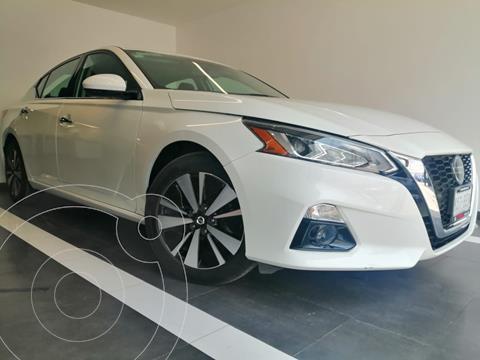 Nissan Altima Advance NAVI usado (2019) color Blanco precio $419,800