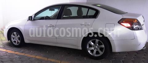 Nissan Altima S 2.5L CVT usado (2007) color Blanco precio $79,000