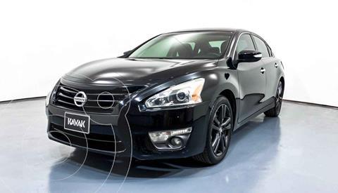 Nissan Altima Advance usado (2014) color Negro precio $189,999