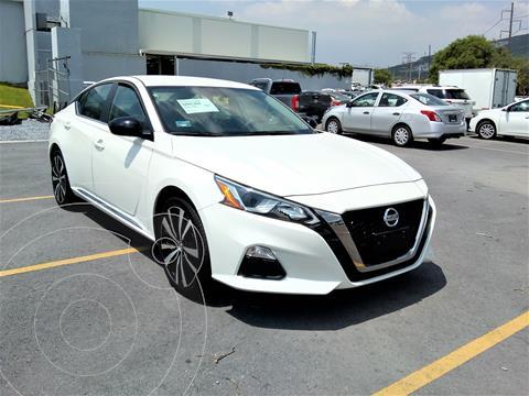 Nissan Altima S 2.5L usado (2019) color Blanco precio $433,496