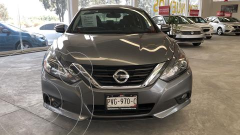 Nissan Altima Advance NAVI usado (2017) color Gris Oxford financiado en mensualidades(enganche $77,678 mensualidades desde $5,922)