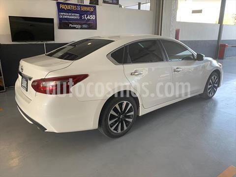 Nissan Altima Sense usado (2018) color Blanco precio $264,900