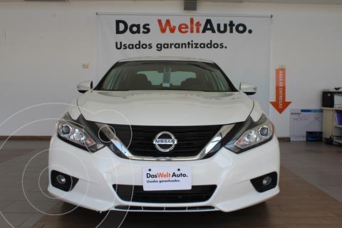 Nissan Altima SENSE 2.5L L4 182HP XTRONIC AT usado (2018) color Blanco precio $292,667