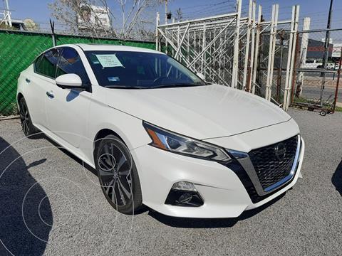 Nissan Altima Exclusive Turbo usado (2019) color Blanco precio $450,000