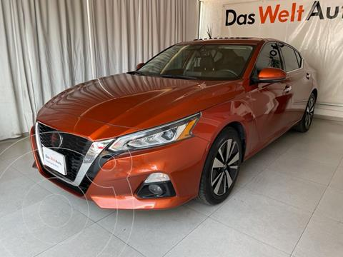 Nissan Altima ADVANCE 2.5L L4 182HP AT usado (2019) color Naranja precio $419,000