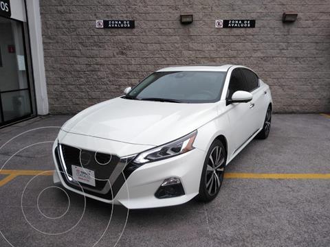 Nissan Altima Exclusive usado (2020) color Blanco precio $525,000