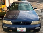 Foto venta Auto usado Nissan Altima S 2.5L (1996) color Azul precio $39,000