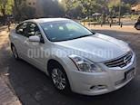 Foto venta Auto usado Nissan Altima SL 2.5L CVT High  (2010) color Blanco precio $125,000