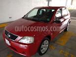 Foto venta Auto usado Nissan Aprio 1.6L Custom (2007) color Rojo precio $54,000