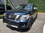 Foto venta Auto usado Nissan Armada Exclusive (2017) color Azul precio $830,000