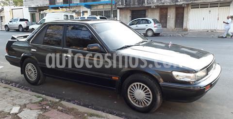 foto Nissan Bluebird 1.8 usado (1991) color Negro precio $250.000