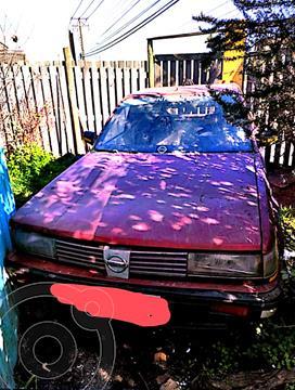 Nissan Bluebird 1.8 Gl usado (1988) color Rojo precio $750.000