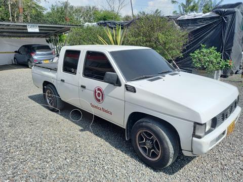 Nissan d21 pick up usado (2007) color Blanco precio $23.000.000
