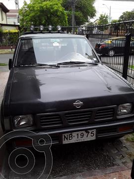 Nissan D/C D-21 usado (1995) color Negro precio $4.500.000