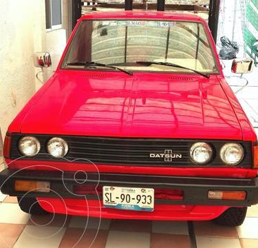 Nissan Estacas Largo TM5 usado (1982) color Rojo precio $75,000