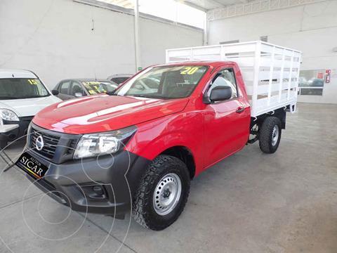 Nissan Estacas Largo TM5 usado (2020) color Rojo precio $289,000