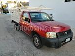 Nissan Estacas Largo TM5 usado (2009) color Rojo precio $130,000