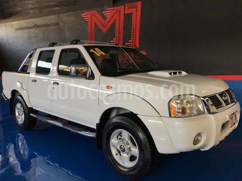Nissan Frontier Pro-4X LE 2.4L usado (2014) color Blanco precio $232,900