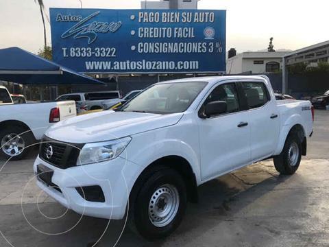 Nissan Frontier  LE 2.4L 4x4 usado (2018) color Blanco precio $339,900