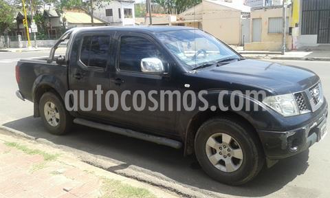 Nissan Frontier 4x4 2.5 TDi LE Cuero usado (2010) color Negro precio $1.750.000