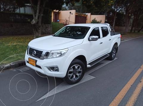 Nissan Frontier 2.5L SE Sport Diesel DC 4x4 usado (2020) color Blanco precio $114.900.000