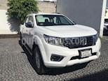 Foto venta Auto usado Nissan Frontier FRONTIER 2.5 LE TM AC 4P (2019) color Blanco precio $355,000