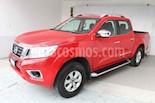 Foto venta Auto usado Nissan Frontier LE 2.4L (2017) color Rojo precio $279,000