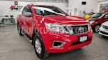 Foto venta Auto usado Nissan Frontier LE 2.4L  (2018) color Rojo precio $330,000