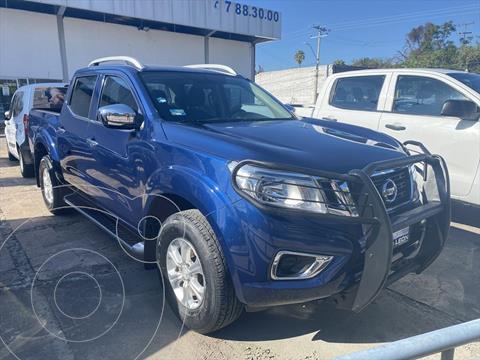 Nissan Frontier  LE  usado (2018) color Azul Marino precio $375,000