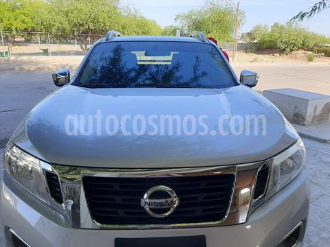 Nissan Frontier Pro-4X LE 2.4L  usado (2019) color Plata precio $295,000