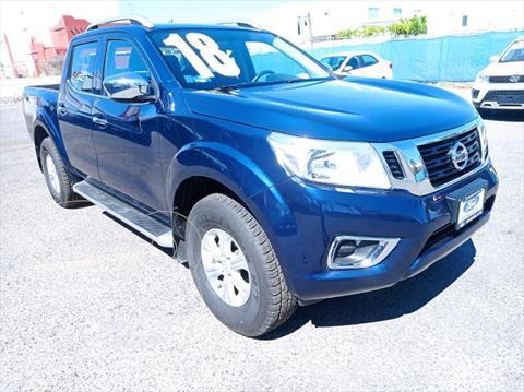 Nissan Frontier  PRO-4X 4X2 V6 usado (2018) color Azul Marino precio $350,000