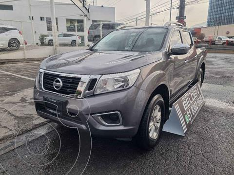 Nissan Frontier  LE 2.4L  usado (2019) color Gris precio $394,000