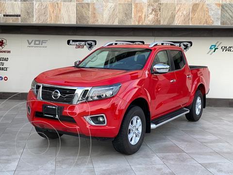 Nissan Frontier  LE Aut Platinum usado (2020) color Rojo precio $520,000