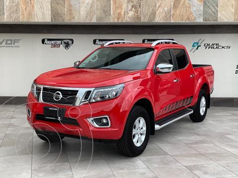 Nissan Frontier  LE Aut Platinum usado (2020) color Rojo precio $525,000