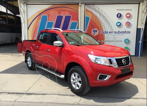 Nissan Frontier  LE 2.4L  usado (2018) color Rojo precio $210,000