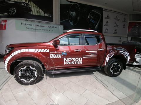 Nissan Frontier  LE Aut Platinum usado (2021) color Bronce precio $599,900
