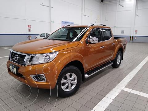 Nissan Frontier  LE 2.4L  usado (2018) color Naranja precio $360,000