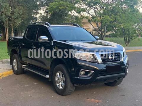 Nissan Frontier  SE usado (2018) color Negro precio $280,000