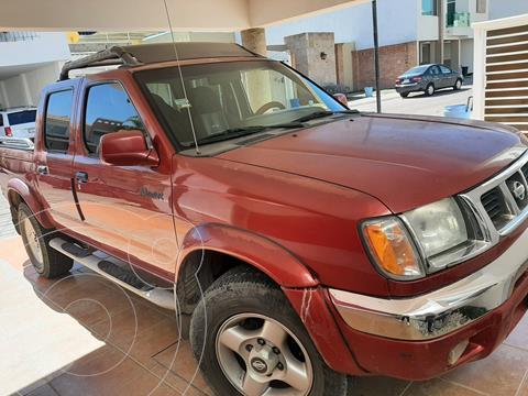 Nissan Frontier  SE 4x2 V6 usado (2000) color Rojo precio $110,000