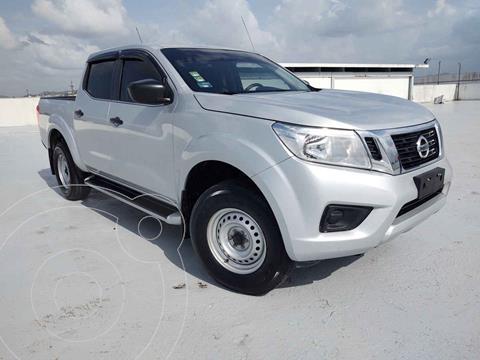 Nissan Frontier  XE A/A usado (2020) color Plata precio $420,000