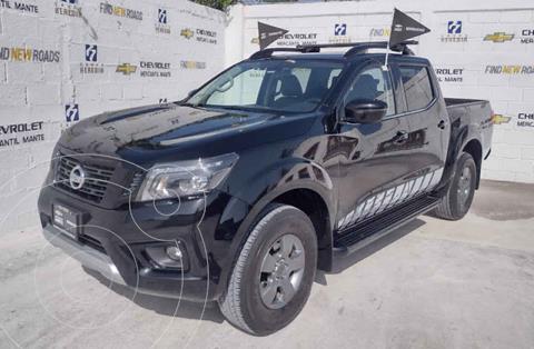 Nissan Frontier  Version usado (2020) color Negro precio $460,000