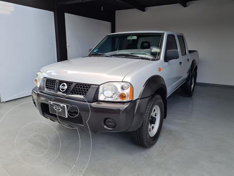 Nissan Frontier  LE 2.4L  usado (2014) color Plata Dorado precio $295,000