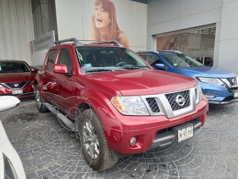 Nissan Frontier  Pro 4X 4x4 Aut  usado (2019) color Rojo precio $525,000